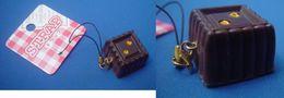 Decorative Strap : Chocolate - Charms