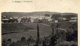 11 ALAIGNE - Vue Générale - Autres Communes