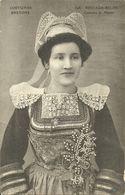 RIEC SUR BELON  -- Costume De Marié. -                                -- ELD 598 - Andere Gemeenten