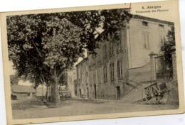11 ALAIGNE - Promenade Des Platanes - Autres Communes
