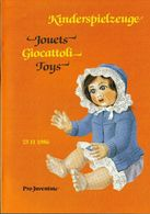 Switzerland / 1986 / Pro Juventute / Philatelic Postage Stamps Prospectus, Leaflet, Brochure - Sonstige