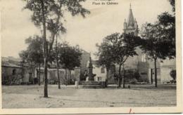 11 ALAIGNE - Place Du Château - Autres Communes