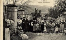 11 ALBAS - Avenue De Coustouge - SUPERBE ANIMATION - Autres Communes