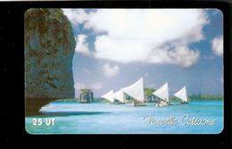 NEW CALEDONIA  Chip Phonecard - New Caledonia