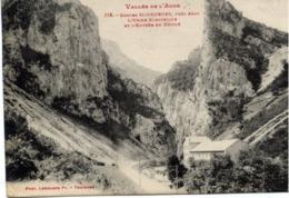 11 Gorges Saint-Georges, Près AXAT - L'Usine Electrique Et L'Entrée Du Défilé - Vallée De L'Aude - Axat