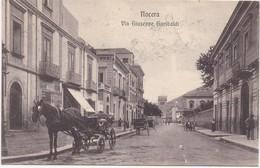 NOCERA - 1910-1920 - Via Giuseppe Garibaldi - Italia