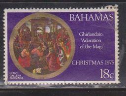 BAHAMAS Scott # 382 MH - Christmas 1975 - Bahamas (1973-...)