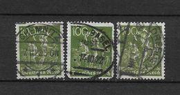 LOTE 1666  ///   ALEMANIA IMPERIO  YVERT Nº: 147 CON FECHADORES DE CHEMITZ, BASEL Y DRESDEN - Deutschland