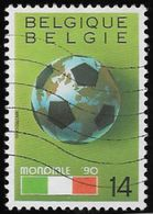 Belgium SG3017 1990 Sporting Events 14f Good/fine Used [36/30339/6D] - Belgium