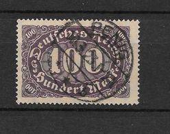 LOTE 1666  ///   ALEMANIA IMPERIO  YVERT Nº: 155 CON FECHADOR DE PENIG - Germany