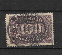 LOTE 1666  ///   ALEMANIA IMPERIO  YVERT Nº: 155 CON FECHADOR DE BARMEN - Germany