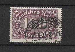 LOTE 1667  ///   ALEMANIA IMPERIO  YVERT Nº: 155 CON FECHADOR DE DÜSSELDORF - Germany