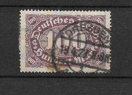 LOTE 1667  ///   ALEMANIA IMPERIO  YVERT Nº: 155 CON FECHADOR DE DRESDEN - Germany
