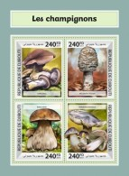 Djibouti 2017 Mushrooms - Djibouti (1977-...)
