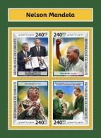 Djibouti 2017 Nelson Mandela - Djibouti (1977-...)