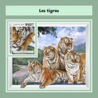 Djibouti 2017 Tigers - Djibouti (1977-...)