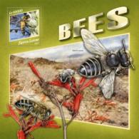 Sierra Leone 2017 Bees S2017-11 - Sierra Leone (1961-...)