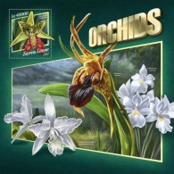 Sierra Leone 2017 Orchids S2017-11 - Sierra Leone (1961-...)