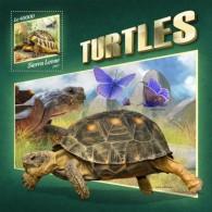 Sierra Leone 2017 Turtles S2017-11 - Sierra Leone (1961-...)