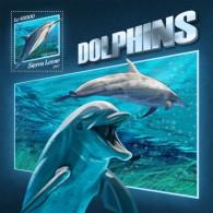 Sierra Leone 2017 Dolphins S2017-11 - Sierra Leone (1961-...)