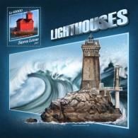 Sierra Leone 2017 Lighthouses S2017-11 - Sierra Leone (1961-...)