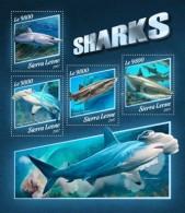 Sierra Leone 2017 Sharks S2017-11 - Sierra Leone (1961-...)