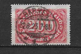 LOTE 1667  ///   ALEMANIA IMPERIO  YVERT Nº: 156 CON FECHADOR DE BARMEN - Germany