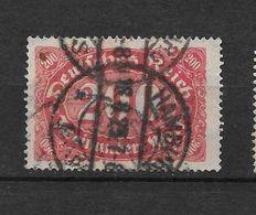 LOTE 1667  ///   ALEMANIA IMPERIO  YVERT Nº: 156 CON FECHADOR DE HAMBURG - Germany