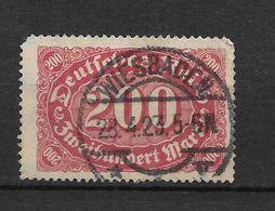 LOTE 1667  ///   ALEMANIA IMPERIO  YVERT Nº: 156 CON FECHADOR DE WIESBADEN - Germany