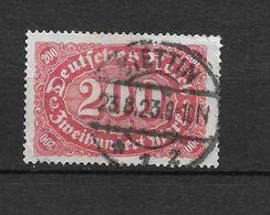 LOTE 1667  ///   ALEMANIA IMPERIO  YVERT Nº: 156 CON FECHADOR DE STETTIN - Germany