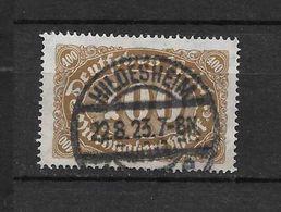 LOTE 1667  ///   ALEMANIA IMPERIO  YVERT Nº: 158 CON FECHADOR DE HILDESHEIM - Germany