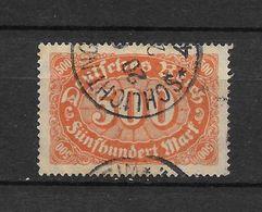 LOTE 1667  ///   ALEMANIA IMPERIO  YVERT Nº: 159 CON FECHADOR DE SCHLICHTING - Germany