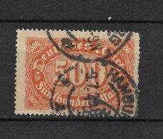 LOTE 1667  ///   ALEMANIA IMPERIO  YVERT Nº: 159 CON FECHADOR DE HAMBURG - Germany