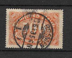LOTE 1667  ///   ALEMANIA IMPERIO  YVERT Nº: 159 CON FECHADOR DE BREMEN - Germany