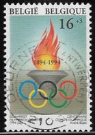 Belgium SG3212 1994 Sports 16f+3f Good/fine Used [36/30341/6D] - Belgium