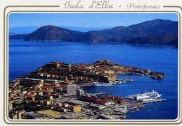 Isola Bella - Portoferraio - Formato Grande Non Viaggiata – At - Livorno