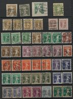 SVIZZERA - HELVETIA - (Vedere Fotografia) (See Photo) Lotto - 1906-14 (45 Stamps) - Used Stamps