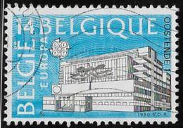 Belgium SG3022 1990 Europa 14f Good/fine Used [36/30343/6D] - Belgium