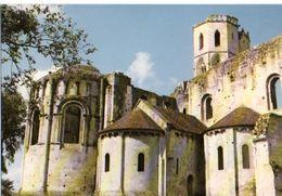 Ruines De L'abbatiale De La Sauve Majeure Le Chevet De L'eglise  CPM Ou CPSM - France
