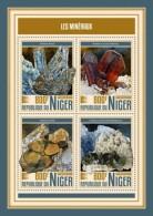 Niger 2017 Minerals  S2017-12 - Niger (1960-...)