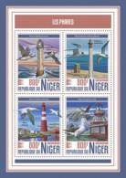 Niger 2017 Lighthouses S2017-12 - Niger (1960-...)