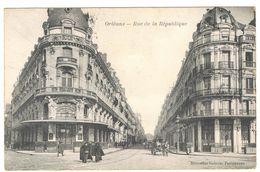 ORLEANS  RUE DE LA REPUBLIQUE   ****   A  SAISIR ***** - Orleans