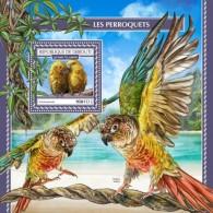 Djibouti 2017 Parrots S2017-12 - Djibouti (1977-...)