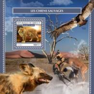 Djibouti 2017 Wild Dogs S2017-12 - Djibouti (1977-...)