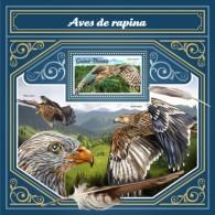 Guinea Bissau 2017 Birds Of Prey S2017-12 - Guinea-Bissau