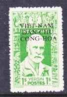 VIET MINH  1 L 1  Type  I    * - Vietnam