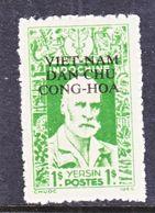 VIET MINH  1 L 1  Type  II    * - Vietnam