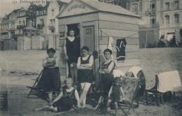 H55 - Carte Photo - Prêtes Pour Le Bain - Fl. Vandevelde - Natation