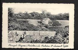 Plouégat Moysan Fontaine Saint Laurent - Plouigneau Morlaix - Superbe CPSM Finistère Editions LUCIEN - Morlaix