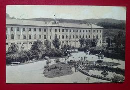 Romania Buzau Sarata-Monteoru Hotelul Bailor - Romania